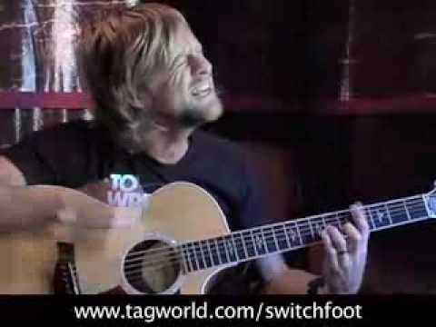 Switchfoot - Oh! Gravity Acustic