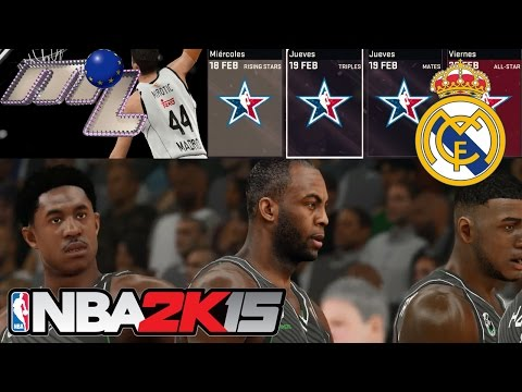 NBA 2K15 | My EURO League | Real Madrid - Montepaschi Siena #22