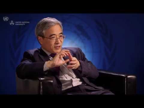 Japan's Development Assistance, a Conversation with Mr Hiroshi Kato