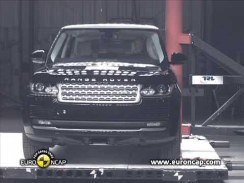 Euro NCAP | Range Rover | 2012 | Краш-тест