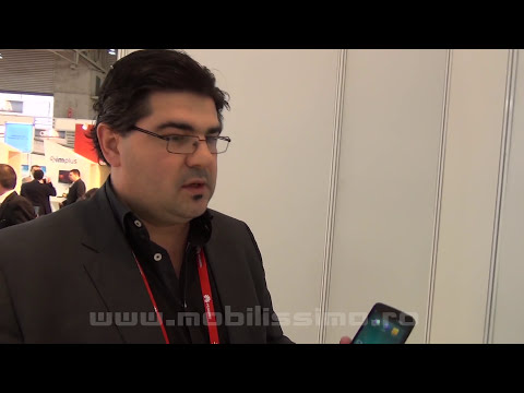 Allview V1 Viper S Hands-On Preview MWC 2014 - Mobilissimo.ro