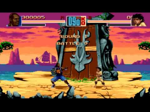 Shaq Fu Genesis/SNES Review