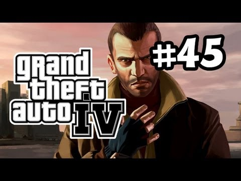 GTA IV Walkthrough Part 45 – Hating the Haters (Let's Play)
