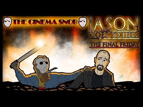 The Cinema Snob: JASON GOES TO HELL: THE FINAL FRIDAY