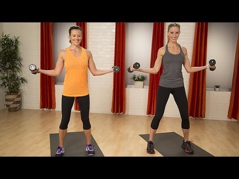 5-Minute Sexy, Sculpted Arm Workout | POPSUGAR Training Club