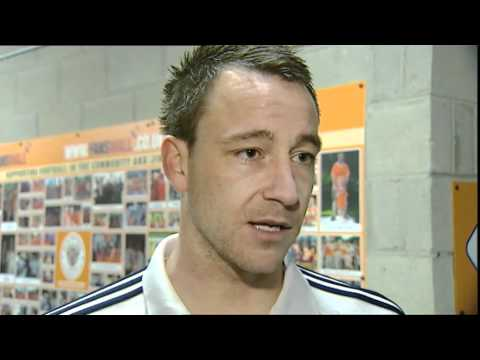 Chelsea FC - Terry on Blackpool