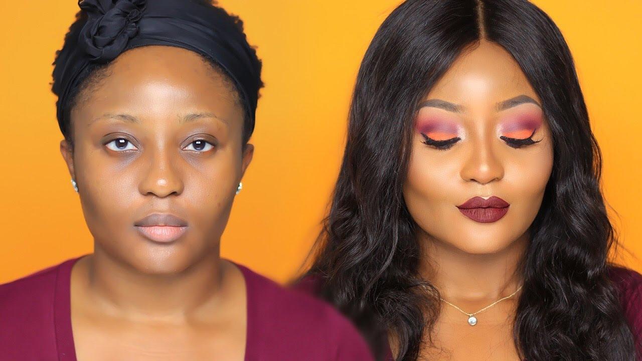 Beat makeup