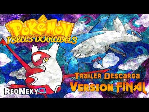 Pokémon Islas Doradas - Trailer descarga [COMPLETO]