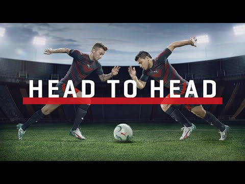 evoSPEED 1.3 Dragon | Agüero vs. Reus | Head to Head | PUMA Football