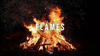 """Flames"" - Dark Angry Rap Beat | Free New Trap Hip Hop Instrumental Music 2018 | Flow #Instrumentals"