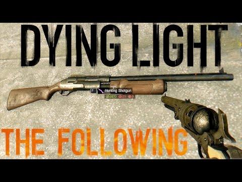 Dying Light The Following Hunting Shotgun & BIG Thor Ultra GTX 980