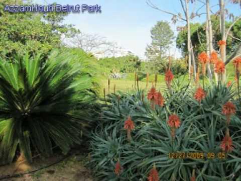 AzzamHouri Beirut Park.mpg