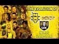 Evolution Of NXT Intros (2010-2019).