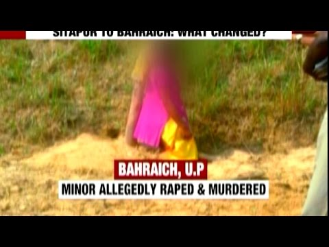 15 Year Old Girl Gang-Raped & Murdered in Bahraich | Body Hung From A Tree