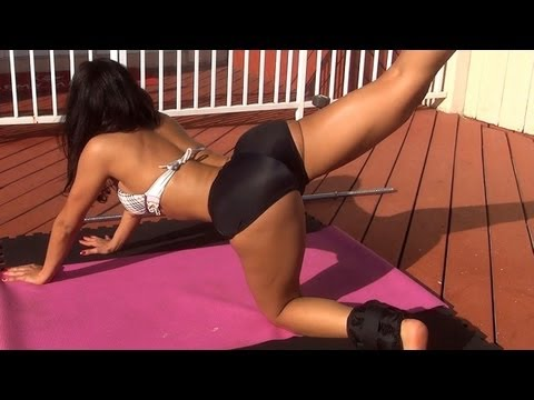 Butt Workout: Simple Sexy Booty Exercises