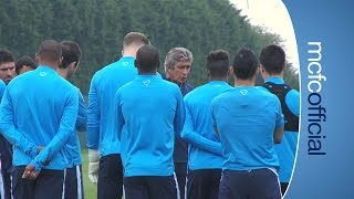 TRAINING AHEAD OF CHELSEA | City Today