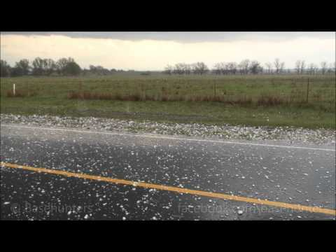 5/8/13  Seiling, OK Large Hail