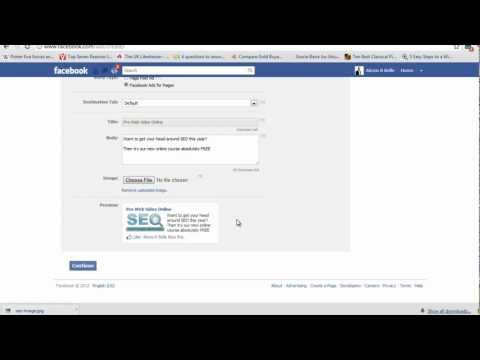 How to Facebook Ads - How do Facebook Ads work? Facebook PPC? (Part 1 from Opace)