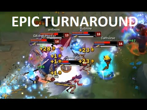 Epic Turnaround video