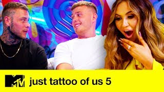 EP #7: Grant Makes A Shock Confession About His Dating History | Just Tattoo Of Us 5