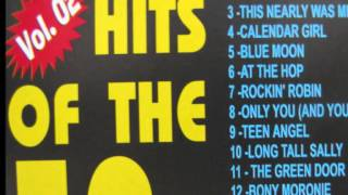 HITS OF THE 50s -  FULL ALBUM