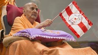 Guruhari Darshan, 12 August 2014, Robbinsville, NJ, USA