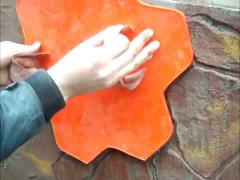 Штукатурка под камень своими руками под камень