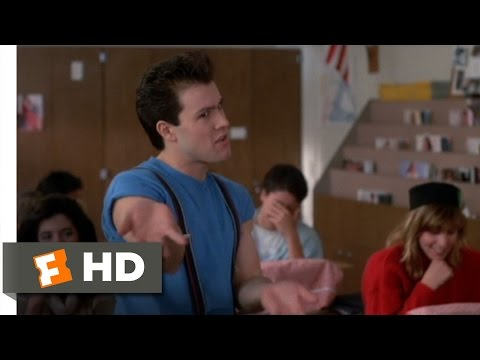 Teen Witch (4 12) Movie Clip - Sex Education (1989) Hd video