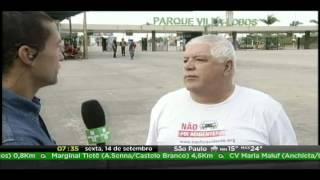 Guia do Trânsito - Entrevista - Manoel Fernandes do Movimento