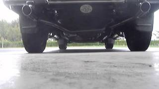 2007 Ford F150 Lariat Stock vs Roush Off-Road Exhaust