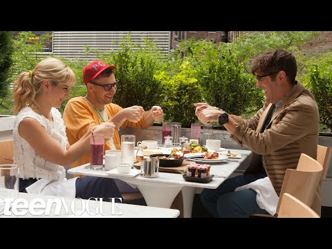 Fun. Guitarist Jack Antonoff and Designer Rachel Antonoff - Breakfast with Bevan - Teen Vogue