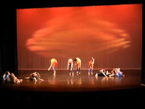 Crater Renaissance Academy students perform with Dancing People Company