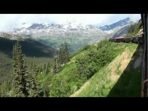 No Music-White Pass & Yukon Route Shore Excursion - Disney Wonder Alaska Cruise