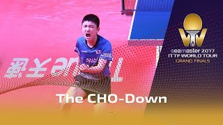 2017 Grand Finals   The CHO-down
