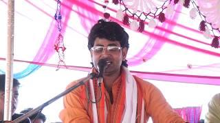 न्यू विदाई गीत नगला चंदन रे जुआ जलेसर में// पुष्पेंद्र शास्त्री परिचय दिया जनता सुनकर हुए खुश एक बार