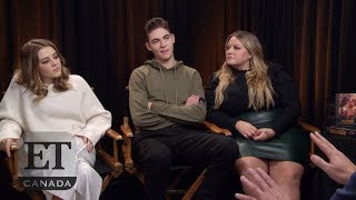 'After' Interview With Josephine Langford, Hero Fiennes-Tiffin