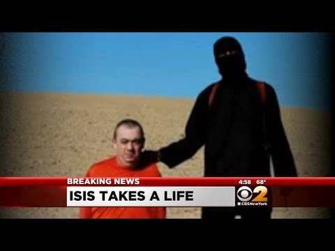 ISIS Releases New Beheading Video