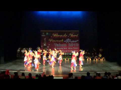Parade Tari Daerah Riau-bayan Api video
