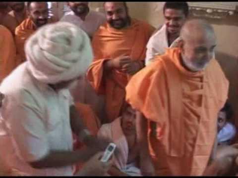 Aaj Mare Gher , Baps Swaminarayan video