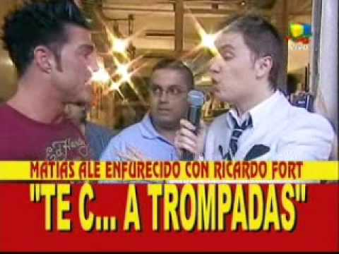 RICARDO FORT VS MATIAS ALE