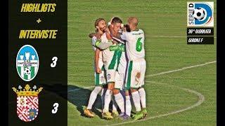 Castelfidardo-Vastese 3-3