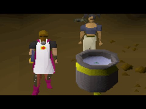 Runescape Sparc Mac's Iron Man Adventures Episode 2