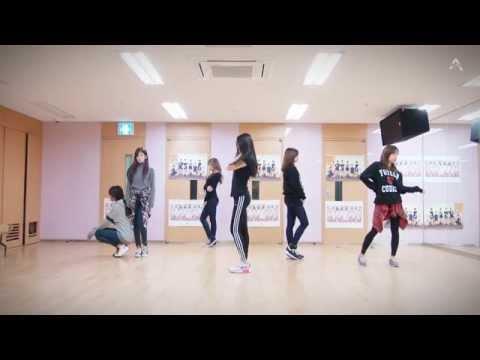 Apink 에이핑크 'LUV' 안무 연습 영상 (Choreography Practice Video)