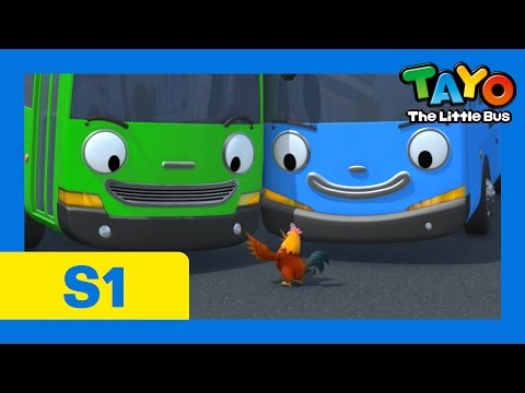 Download Lagu  Let's All Get Along 30 mins l Episode 7 l Tayo the Little Bus Mp3 Free