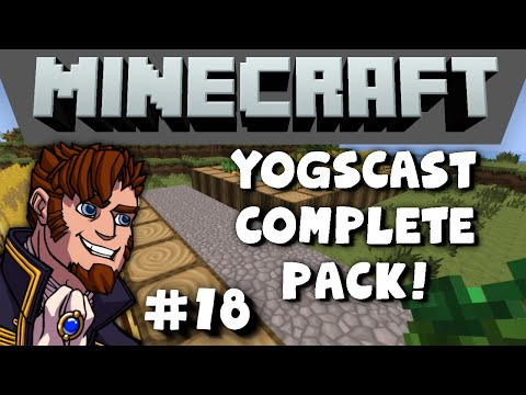 Minecraft: Catching up! - Yogscast Complete Pack #18