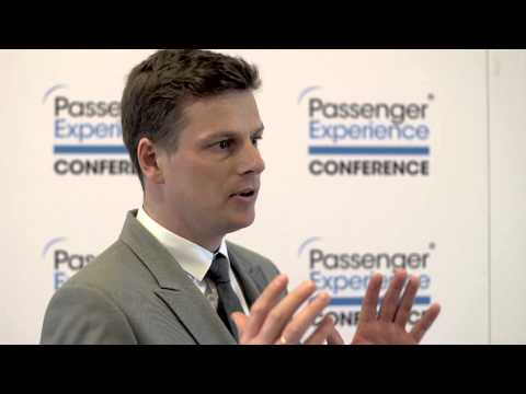 Airline Interviews at the Passenger Experience Conference 2015