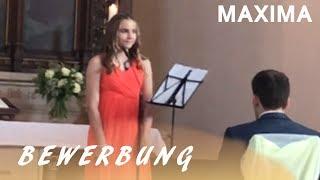Bewerbungsvideo bei TVK 2018