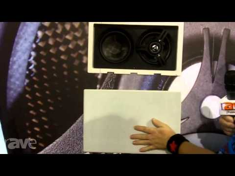 CEDIA 2013: Current Audio Presents the FastLoc System