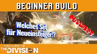 The Division 1.8 | Beginner, Anfänger Guide build Tipps! Gold Set | Outtakes Deutsch exitX