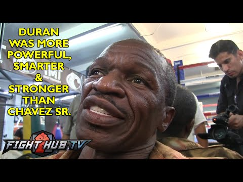 Floyd Mayweather Sr says Duran beats Chavez Sr in fantasy fight